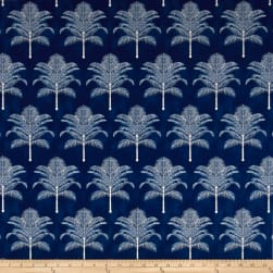 Tommy Bahama Outdoor Palm Life Azul Fabric