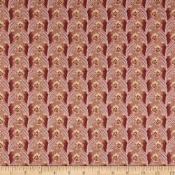 Andover Windermere Fronds Mauve Fabric
