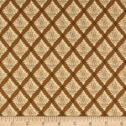 Andover Windermere Plaid Yellow Fabric