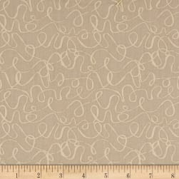 Andover Scribbles Parchment Fabric