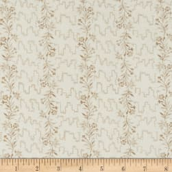 Andover Nicholson Street Vines Cream Fabric