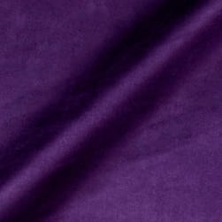 Grand Slam Suede Purple Fabric