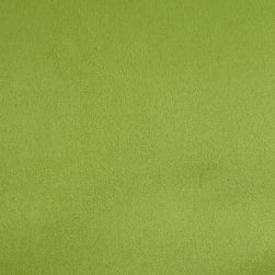 Grand Slam Suede Lime Fabric