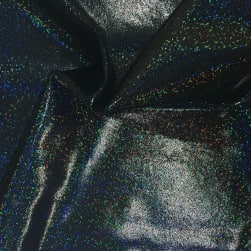 Pine Crest Fabrics Sparkly Jewels Hologram Dancewear Knit