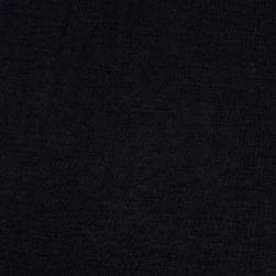 Kaufman Panda Blend Jersey Knit 6.0 Oz Black