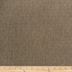 Artistry Templeton Greek Key Pewter Fabric