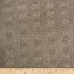 Crypton Home Johnstone Herringbone Zinc Fabric