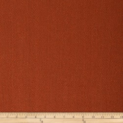 Artistry Johnstone Herringbone Chestnut Fabric