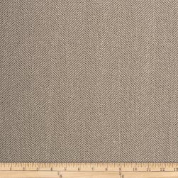 Crypton Home Johnstone Herringbone Flint Fabric