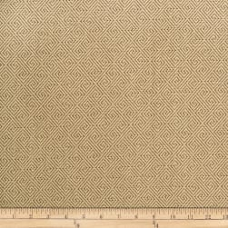 Artistry Templeton Greek Key Flax Fabric