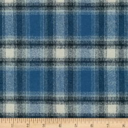Kaufman Mammoth Flannel Plaid Lake