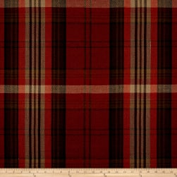 Ralph Lauren Home LCF68323F Brookhill Plaid Yarn-Dyed Basketweave