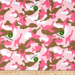 John Deere Everyday Cotton Logo Toss On Camo