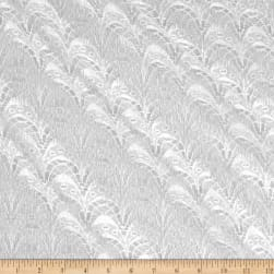 Starlight Susan Sheer White Fabric