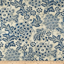 PKL Studio Katazome Garden Duck Baltic Fabric