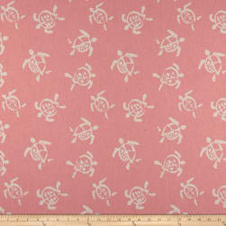 Waverly Sea Turtles Duck Hibiscus Fabric