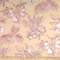 Thibaut Harvest Toile Cream Fabric