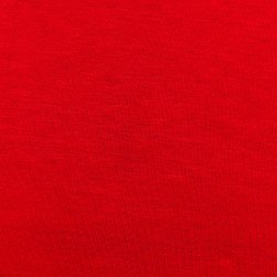 Rayon Jersey Knit Solid Tomato Red