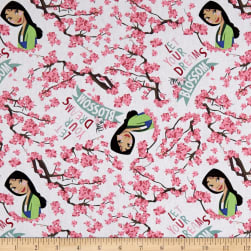 Springs Creative Disney Mulan Princess Mulan Dreams Blossom