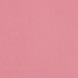 Maywood Studio Warm & Fuzzy Flannel Solids Too! Pink Fabric