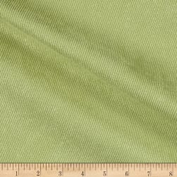 Eroica Twill Patterned Legacy Suede Avocado Fabric