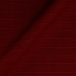 Richloom Solarium Outdoor Rib Texture Odell Cherry Fabric