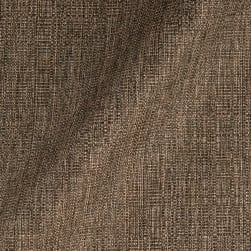 Richloom Solarium Outdoor Woven Seravo Brownlinen Fabric