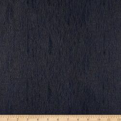 Richloom Tough Skyscraper Faux Leather Navy