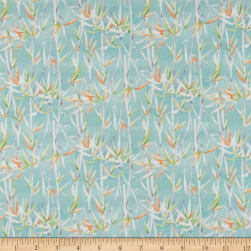 STOF France LeQuilt Zarafa Light Blue Fabric