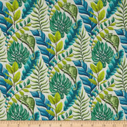STOF France French Fantaisy Cameleon Multicolor Fabric