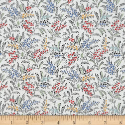 Liberty Fabrics Tana Lawn Hope Springs Green/Multi