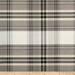 P/Kaufmann Kendal Plaid Peppercorn