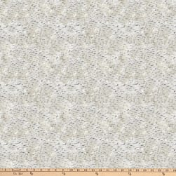The Great Outdoors Flannel Light Grey Fabric