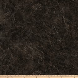 The Great Outdoors Flannel Ebony Fabric