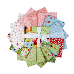Riley Blake Gnome and Gardens Fat Quarter Bundle