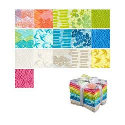 Kaufman Marmalade Dreams Fat Quarter Bundles 16 Pcs