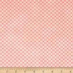 Stof Fabrics Denmark Gradiente Basic Flowers In Grid