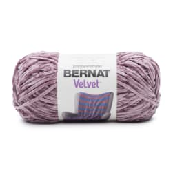 Bernat Velvet Yarn Shadow Purple