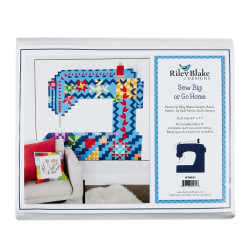 Riley Blake Sew Big or Go Home Quilt