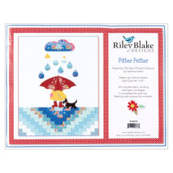 Riley Blake Pitter Patter Kit with Laser Cut