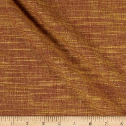 Ace of Slubs Quilting Solid Brown/Yellow Fabric