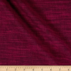 Ace of Slubs Quilting Solid Fuchsia/Black