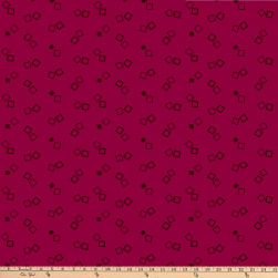 P&B Textiles Bear Essential 4 Double Boxes Reddish