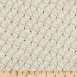 Cloud9 Fabrics Underwood Stories Sweet Woodruff Summer Khaki