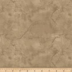 Blank Quilting Urban Legend Texture Light Brown