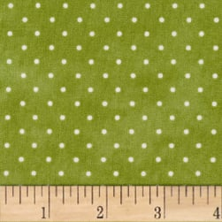 Maywood Studio Beautiful Basics Classic Dot Sweet Pea
