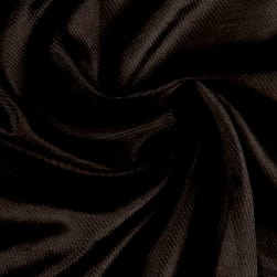 Twill Weave Voile Black