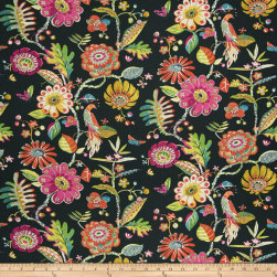 Fabricut Bird Fair Exotic Fabric