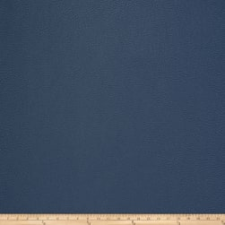 Fabricut Gold Faux Leather Marine Fabric