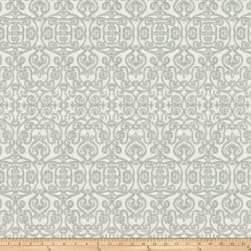 Fabricut Ion Damask Linen Sagebrush Fabric